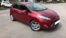 Bán xe Ford Fiesta S đời 2012, màu đỏ chuồn chuồn ớt 5 cửa giá 357 triệu tại Tp.HCM
