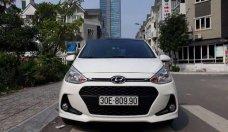 Bán xe Hyundai Grand i10 sản xuất năm 2017, màu trắng xe gia đình giá 415 triệu tại Hà Nội