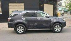 Bán xe Toyota Fortuner V năm 2010, màu đen, giá tốt giá 555 triệu tại Tp.HCM