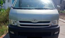Toyota Hiace 16 Chỗ - 2009 Xe cũ Trong nước giá 325 triệu tại Tp.HCM