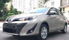 Toyota Vios 1.5G CVT 2019 giá 606 triệu tại Hà Nội