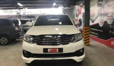 Bán ô tô Toyota Fortuner TRD đời 2015, màu trắng số tự động giá Giá thỏa thuận tại Tp.HCM