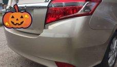 Bán Toyota Vios đời 2014, màu vàng giá 490 triệu tại Hà Nội