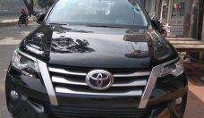 Bán Toyota Fortuner G 2017 mầu đen còn như mới chính chủ sử dụng giá 1 tỷ 80 tr tại Hà Nội