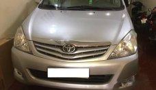 Bán Toyota Innova G 2011, màu bạc xe gia đình giá 440 triệu tại Tp.HCM