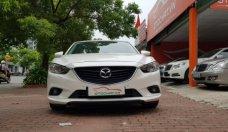 Bán Mazda 6 2.0 AT sản xuất năm 2013, màu trắng, giá 740tr giá 740 triệu tại Hà Nội