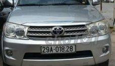 Bán Toyota Fortuner 2010, màu bạc, giá 650tr giá 650 triệu tại Hà Nội