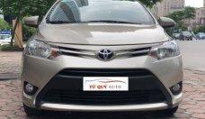 Bán ô tô Toyota Vios 1.5E AT sản xuất 2017 chính chủ giá 550 triệu tại Hà Nội