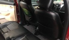 Cần bán gấp Toyota Yaris 1.6 AT sản xuất năm 2015, màu đỏ giá 585 triệu tại Hà Nội
