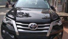 Cần bán lại xe Toyota Fortuner 2.4L MT năm sản xuất 2017, màu đen  giá 1 tỷ 80 tr tại Hà Nội