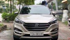 Cần bán Hyundai Tucson 1.6 Tubor năm 2017, màu vàng giá 929 triệu tại Hà Nội