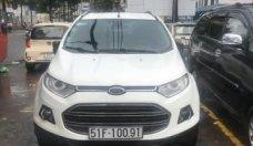 Bán Ford EcoSport Titanium năm sản xuất 2015, màu trắng giá 490 triệu tại Tp.HCM