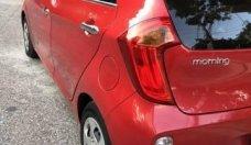 Bán xe Kia Morning Van 2014, màu đỏ, nhập khẩu nguyên chiếc, giá 263tr giá 263 triệu tại Thanh Hóa