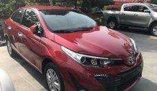 Bán Toyota Vios 1.5E năm sản xuất 2018, màu đỏ giá 569 triệu tại Hà Nội