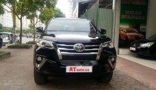 Cần bán xe Toyota Fortuner đời 2017, màu đen số sàn giá 979 triệu tại Hà Nội
