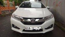 Bán xe Honda City 1.5 CVT TOP năm 2016, màu trắng số tự động giá 535 triệu tại Đồng Nai