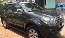 Bán Toyota Fortuner G 2011, màu đen, giá chỉ 650 triệu giá 650 triệu tại Tp.HCM