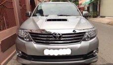 Bán xe Toyota Fortuner đời 2015, màu bạc xe gia đình giá Giá thỏa thuận tại Đà Nẵng