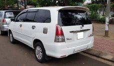 Bán xe Toyota Innova G 2010 số sàn, màu trắng giá 395 triệu tại Tp.HCM