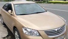 Cần bán Toyota Camry 3.5Q 2007, màu vàng, nhập khẩu nguyên chiếc, 525tr giá 525 triệu tại Cần Thơ