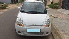 Cần bán Chevrolet Spark đời 2009, màu trắng, giá chỉ 122 triệu giá 122 triệu tại Đà Nẵng