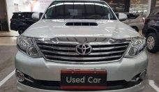 Bán xe Toyota Fortuner 2.4G 2016, màu trắng số sàn, giá 925tr giá 925 triệu tại Tp.HCM
