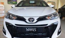 Bán xe Toyota Yaris 1.5G CVT nhập khẩu, hỗ trợ vay 90% giá trị xe. LH: 0912493498 giá 650 triệu tại Tp.HCM