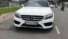 Xe Cũ Mercedes-Benz C 300 AMG 2015 giá 1 tỷ 600 tr tại Cả nước