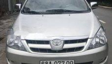 Bán Toyota Innova G đời 2007, màu bạc, gốc thành phố giá 358 triệu tại Tp.HCM