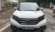 Em bán xe Honda CR-V 2.4 AT sx 2014 màu trắng tư nhân chính chủ, xe sơn zin 95%, lốp 5 quả theo xe giá 843 triệu tại Hà Nội
