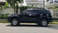 Cần bán gấp Toyota Fortuner 2.7 V đời 2013, màu đen số tự động, 760 triệu giá 760 triệu tại Bình Dương