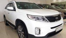 Cần bán Kia Sorento sản xuất 2015, màu trắng giá 720 triệu tại Tp.HCM