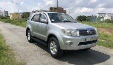 Bán xe Toyota Fortuner G sản xuất năm 2010, màu bạc đã đi 86.000km, 645 triệu giá 645 triệu tại Tp.HCM