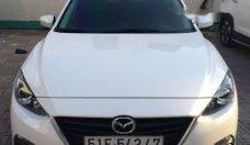 Cần bán gấp Mazda 3 sản xuất 2015, màu trắng ít sử dụng, 600 triệu giá 600 triệu tại Tp.HCM