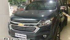 Bán Chevrolet Colorado 2.5 LTZ màu ghi mới, nhập khẩu nguyên xe từ Thái với giá bán 651 triệu đồng  giá 651 triệu tại Tp.HCM