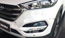 Cần bán Hyundai Tucson sản xuất năm 2018, màu trắng giá 845 triệu tại Tp.HCM