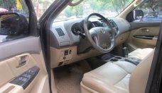 Salon bán lại xe Toyota Fortuner 2.5 G MT năm 2013, màu đen giá 775 triệu tại Hà Nội