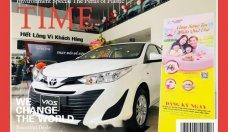 Bán ô tô Toyota Vios 2018, màu trắng, 531 triệu giá 531 triệu tại Tp.HCM