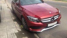 Bán xe Mercedes C300 đỏ 2018 chính hãng. Trả trước 600 triệu nhận xe ngay giá 1 tỷ 890 tr tại Tp.HCM