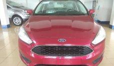 Bán Ford Focus Trend 1.5 Ecoboost đời 2018, màu đỏ giá cạnh tranh giá 570 triệu tại BR-Vũng Tàu