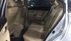 Cần bán Toyota Vios 1.5G CVT sản xuất 2016, màu bạc, giá 550tr giá 550 triệu tại Tp.HCM