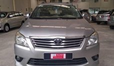 Bán Toyota Innova 2.0E đời 2013, màu bạc  giá Giá thỏa thuận tại Tp.HCM