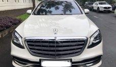 Bán Mercedes S450 model 2018 mới đăng ký, chạy được 3000km, như xe mới giá 7 tỷ 120 tr tại Hà Nội