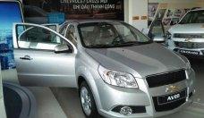 Bán xe Chevrolet Aveo đời 2018, màu bạc giá 379 triệu tại Hà Nội