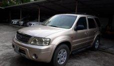 Cần bán lại xe Ford Escape sản xuất 2005, màu nâu giá 205 triệu tại Hà Nội