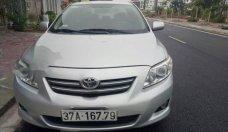 Bán xe Toyota Corolla Altis đời 2009, màu bạc, nhập khẩu  giá 440 triệu tại Nghệ An