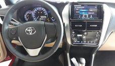 Bán Toyota Yaris sản xuất 2018, màu đỏ, xe nhập, 605 triệu giá 605 triệu tại Tp.HCM