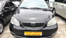 Cần bán Toyota Corolla altis G sản xuất năm 2007, màu đen, giá 350tr giá 350 triệu tại Hà Nội