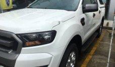 Cần bán xe Ford Ranger năm sản xuất 2015, màu trắng số sàn giá 595 triệu tại Tp.HCM