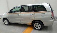Bán xe Toyota Innova năm 2007, màu bạc số sàn  giá 378 triệu tại Bình Dương